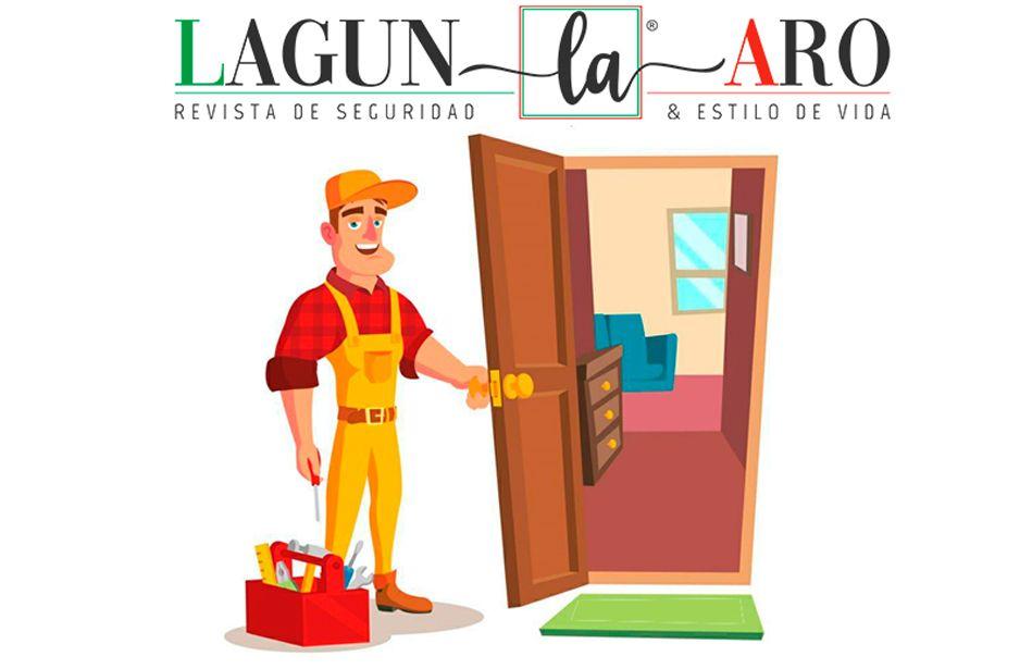 Revista Lagunaro: Elegir una cerradura multipunto, criterios a tener en cuenta