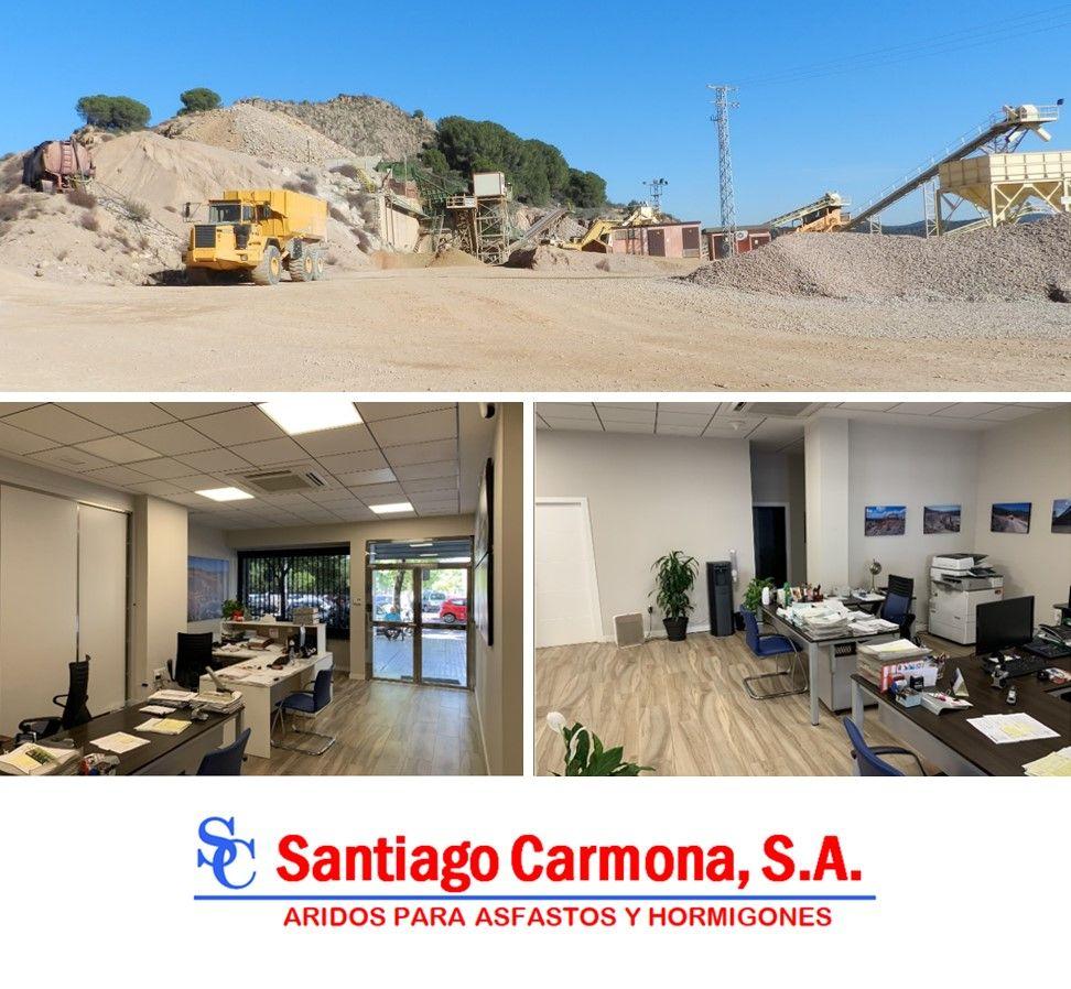 SANTIAGO CARMONA inaugura nuevas oficinas y mantiene su colaboración con la consultoría de empresas CEDEC