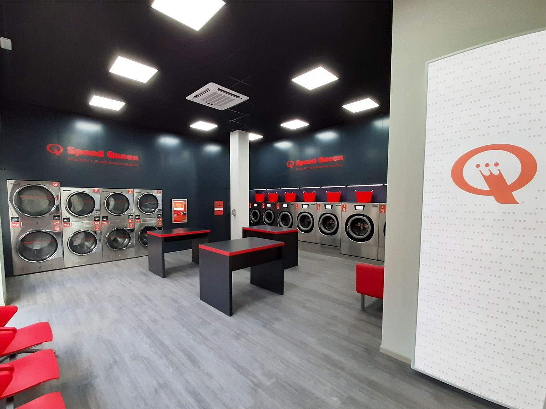 Speed Queen® continúa creciendo y abre su tienda 250 en España