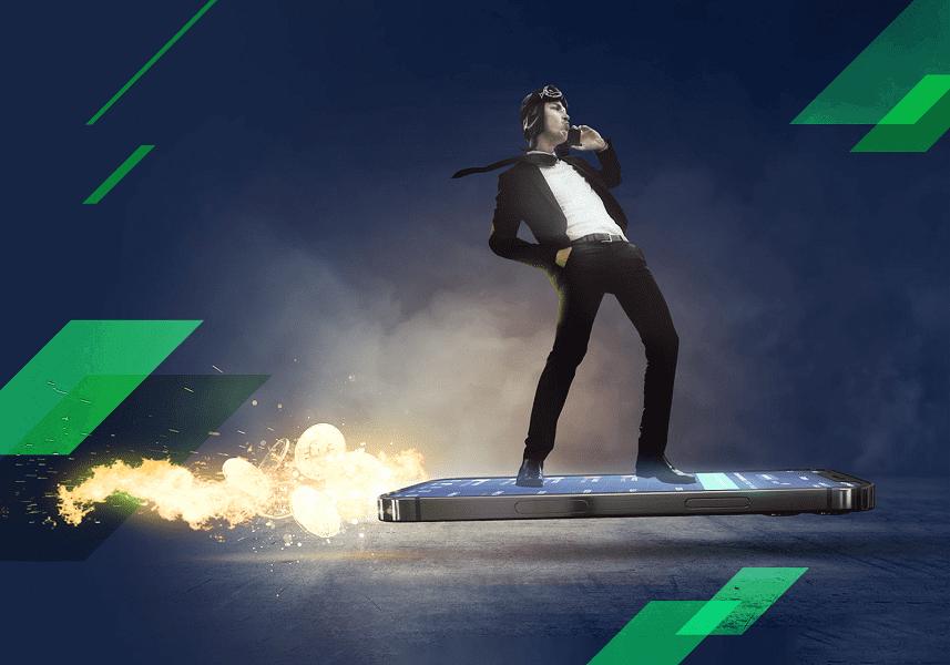 StormGain presenta las nuevas opciones cripto