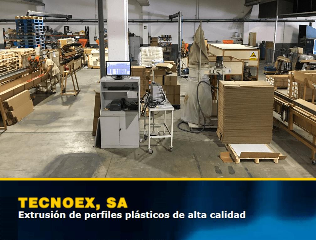 TECNOEX manté el seu creixement amb noves inversions i reafirma la seva col·laboració amb la consultoria CEDEC