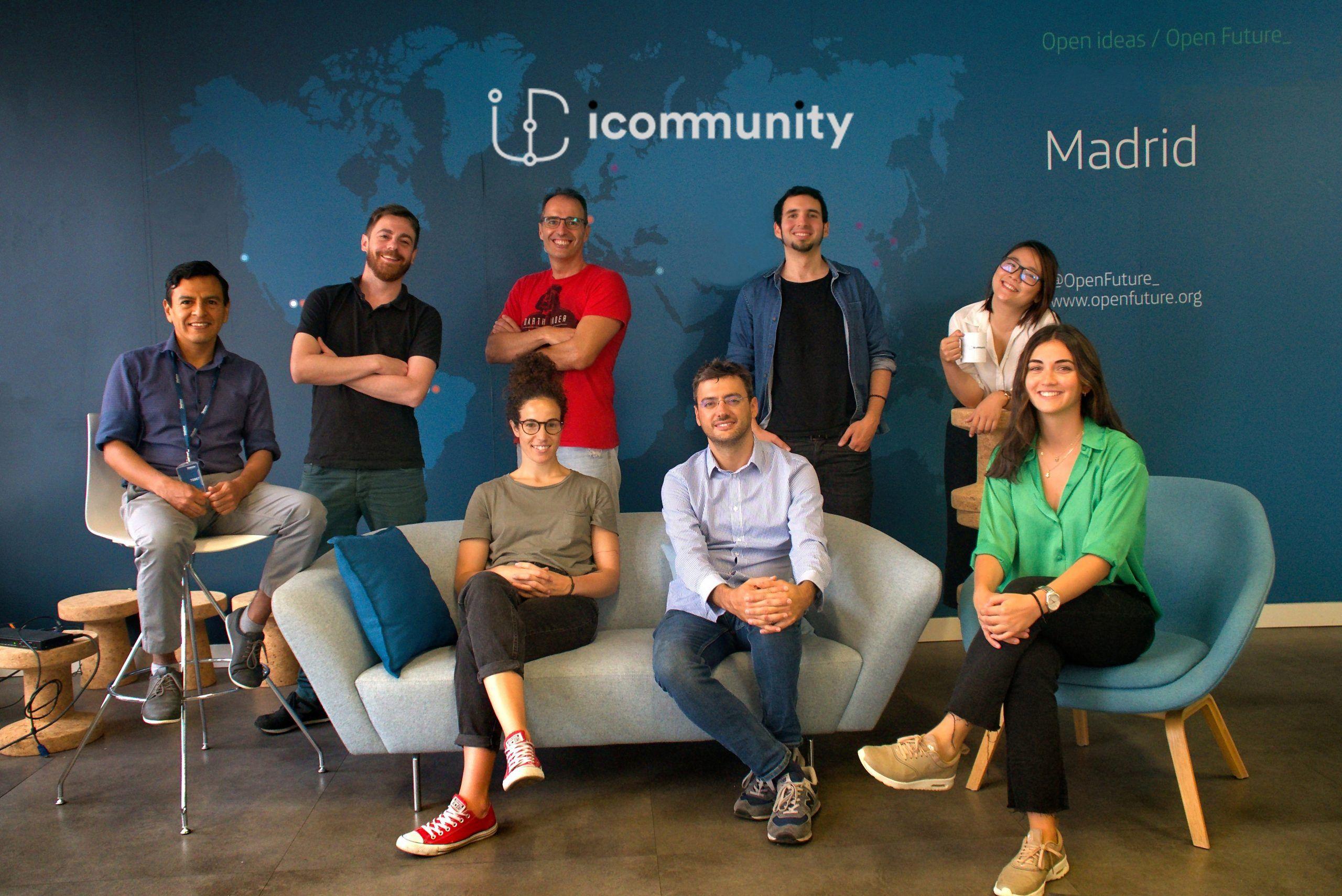 iCommunity, capta medio millón de dólares en la FASE 1 de venta de su token ICOM, en menos de 15 minutos