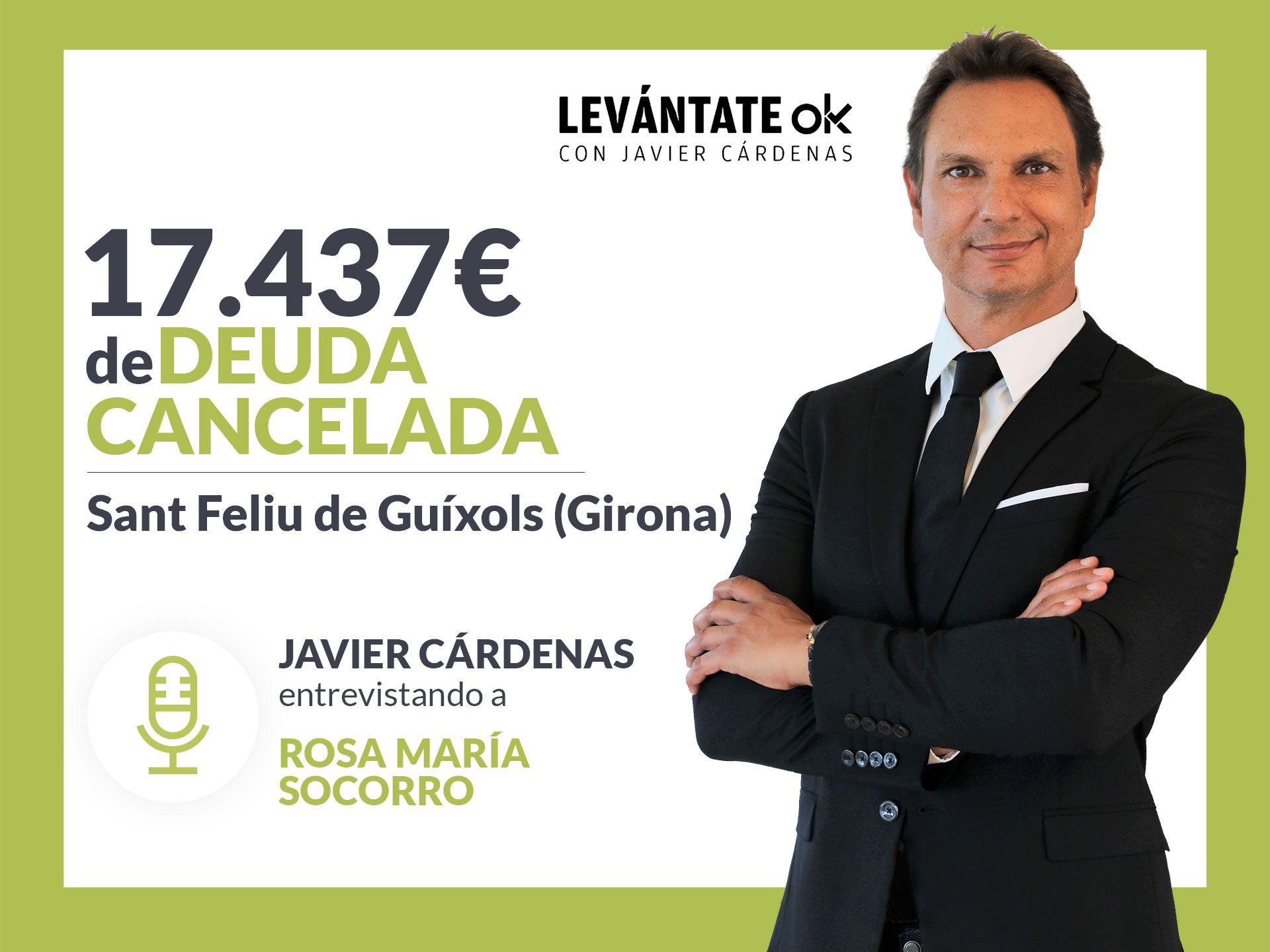 Cárdenas realiza la segunda entrevista a cliente de Repara tu Deuda libre por la Ley de Segunda Oportunidad