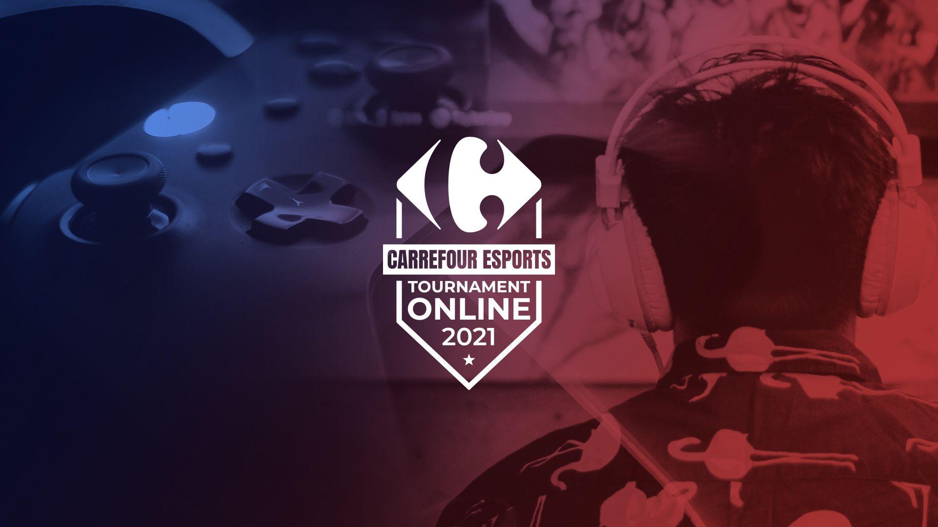 Carrefour lanza la sexta edición de su competición de deportes electrónicos, Carrefour Esports Tournament 2021