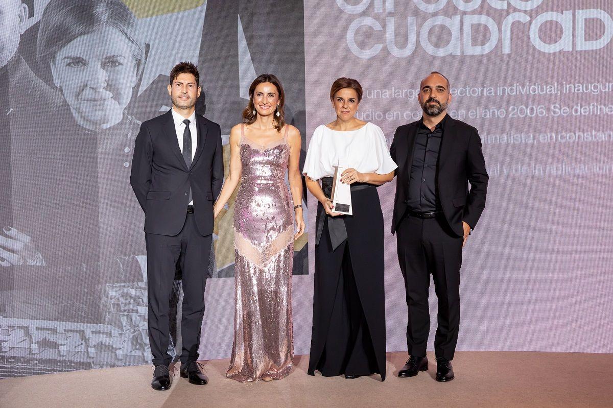 Decosan obtiene el Premio Interiores 2021 al mejor Baño de Autor por su colección Alma by CírculoCuadrado Design