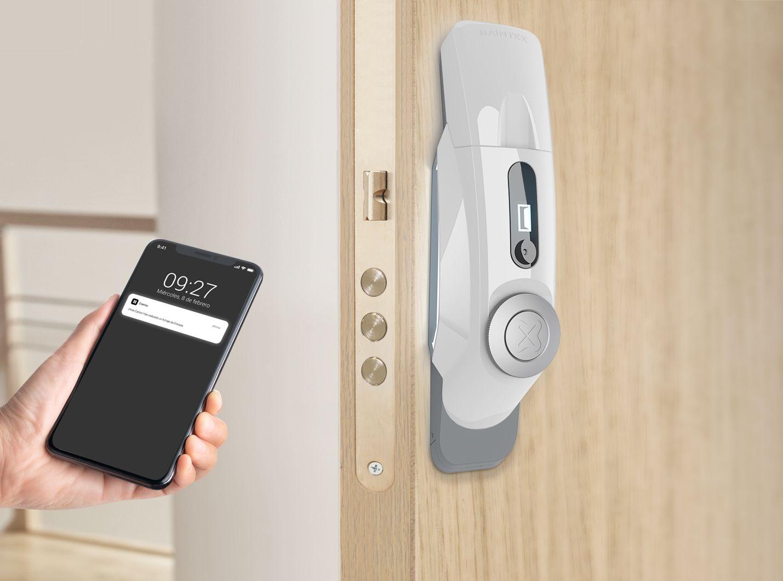 Easy Lock y adiós llaves: accesos inteligentes 4.0 en la puerta de casa