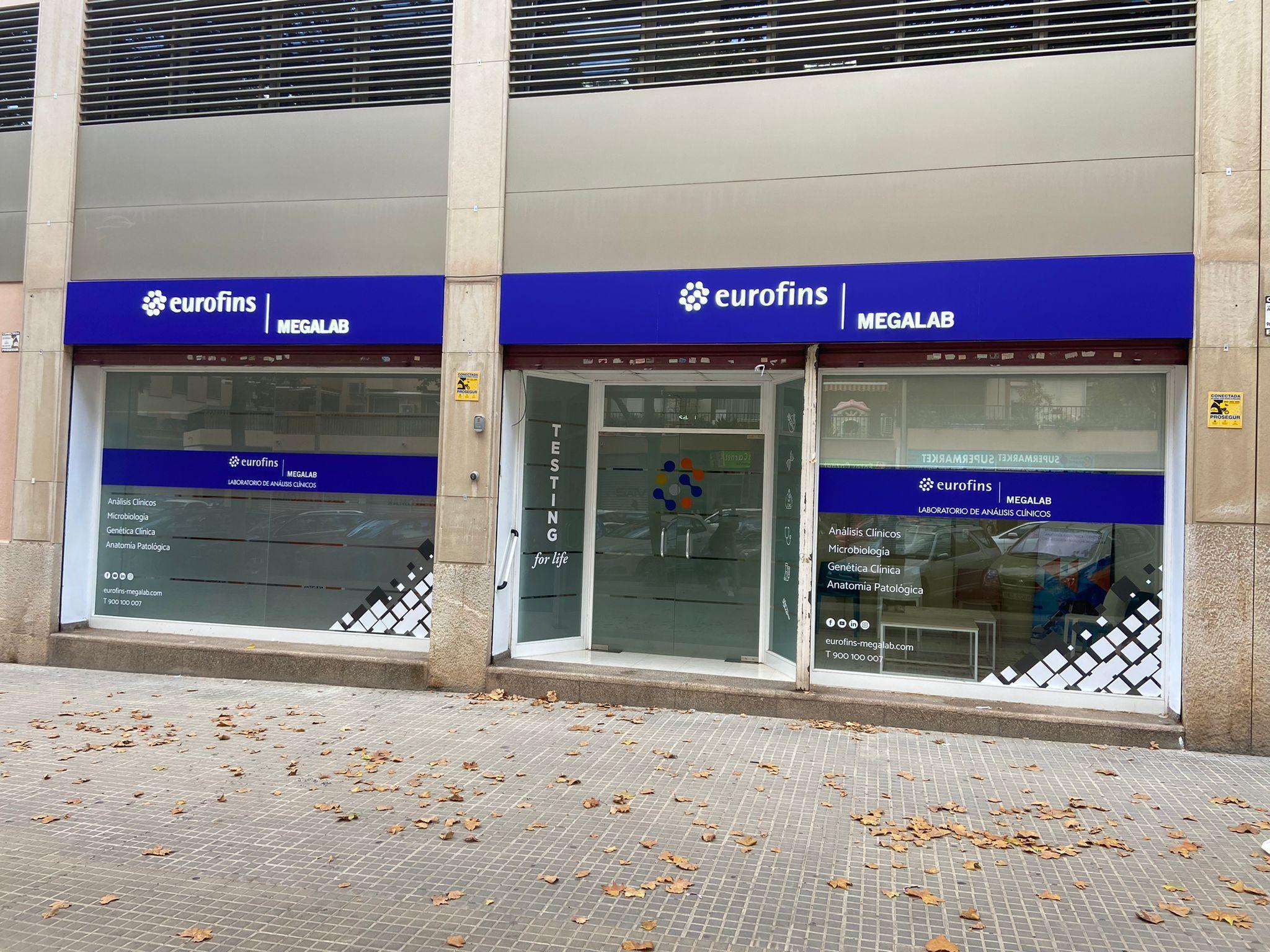 Eurofins Megalab inaugura un laboratorio en Palma de Mallorca reforzando su red de laboratorios en Baleares