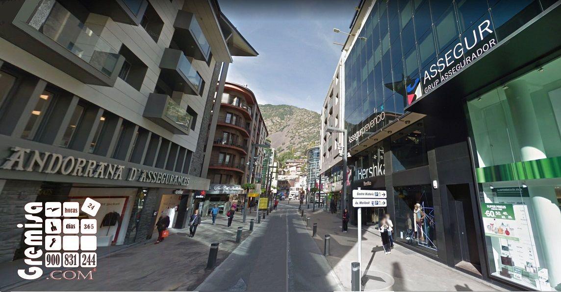 Gremisa Asistencia abre oficinas en Andorra la Vella