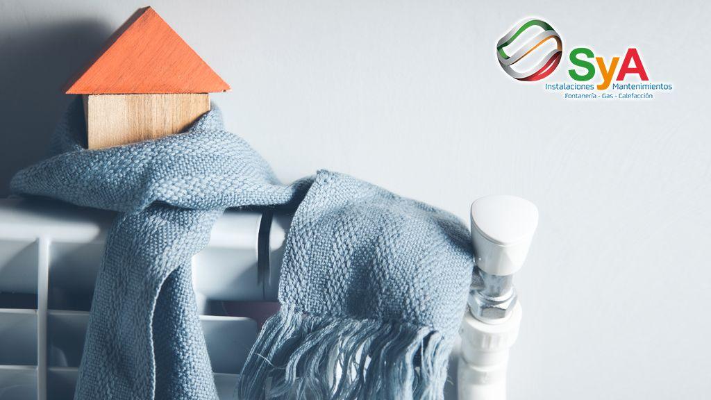 La importancia de revisar la caldera antes que llegue el invierno según SyA Instalaciones