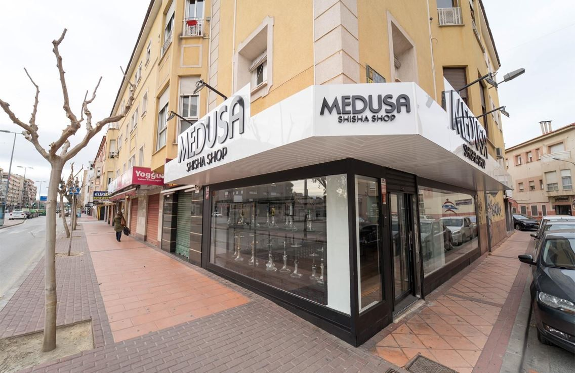 Medusa Shisha Shop la revolucionaria tienda de cachimbas que lidera el mercado europeo