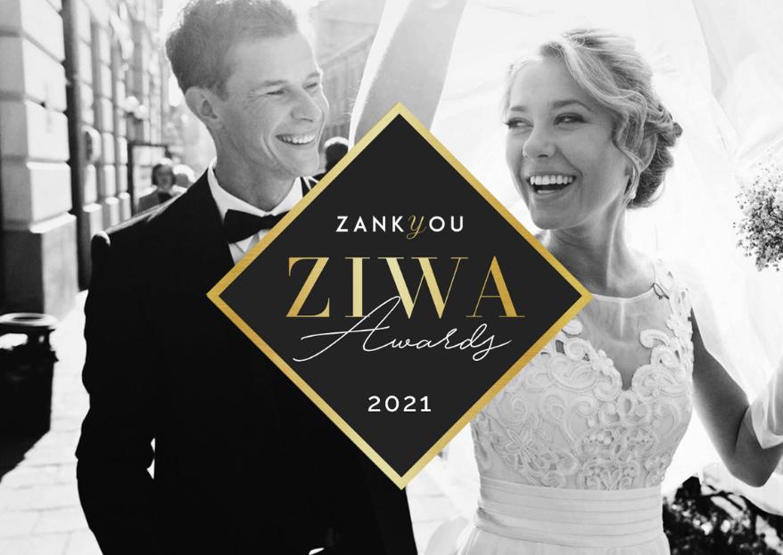 Premiação ZIWA 2021 reconhece o trabalho de profissionais de casamentos no Brasil