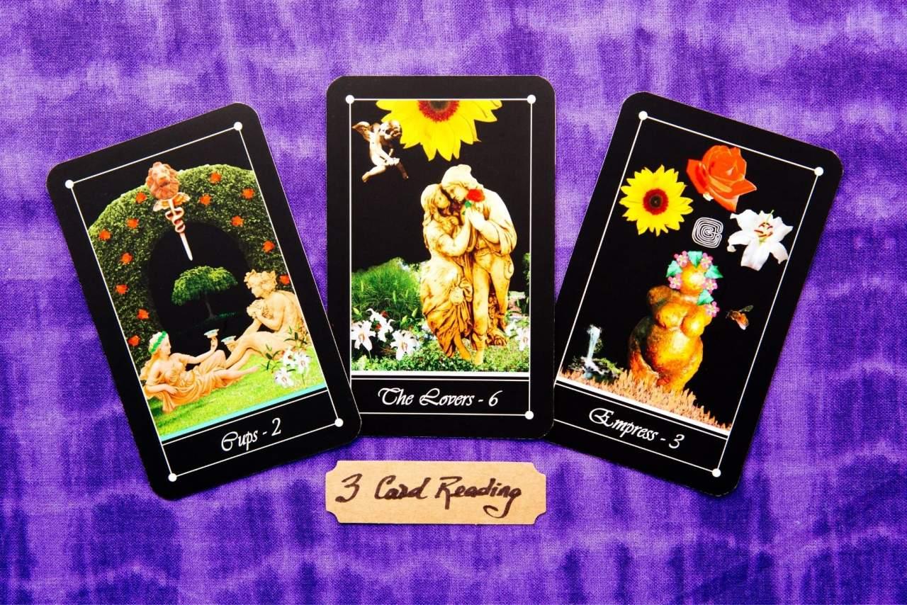 Tarot gratis 3 cartas en LeoTarot